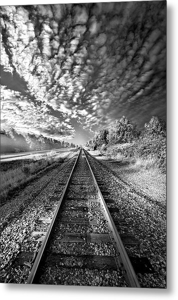 Metal Print featuring the photograph All The Way Home by Phil Koch