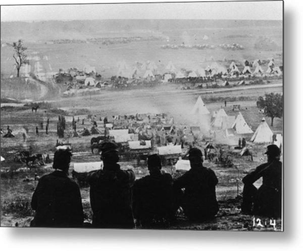 American Civil War Metal Print by Fotosearch