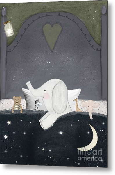Dream Big Little One Metal Print by Bri Buckley