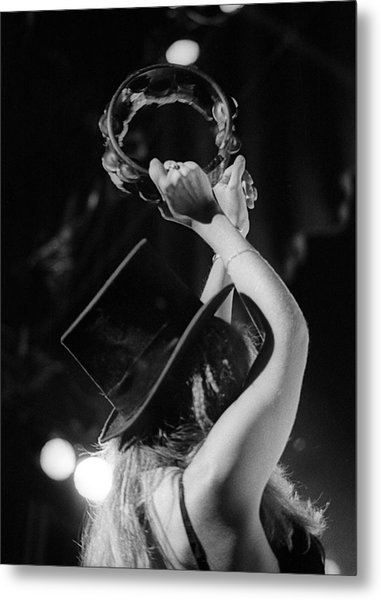 Fleetwood Mac Live Metal Print