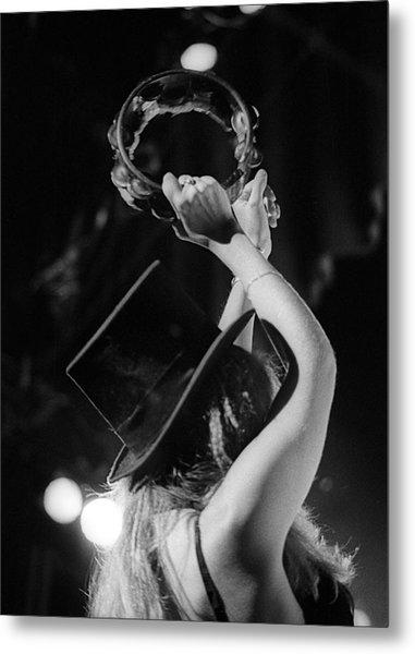 Fleetwood Mac Live Metal Print by Ed Perlstein