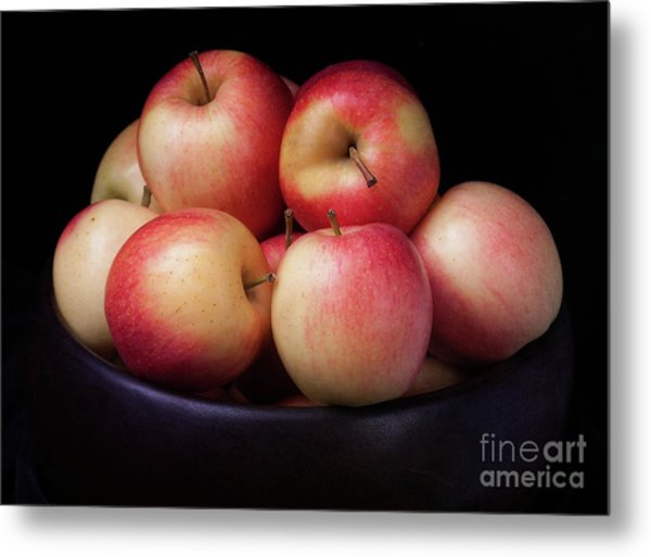 Gala Apples Metal Print