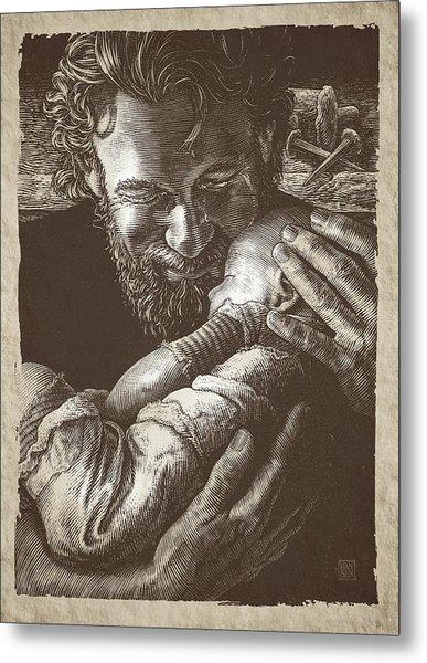 Joseph Metal Print