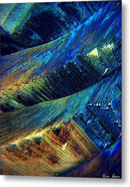 Metal Print featuring the photograph The Collapse by Rein Nomm
