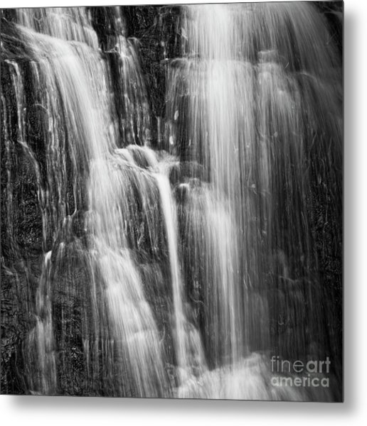 Metal Print featuring the photograph Upper Cascade by Patrick M Lynch