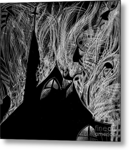 16th Street Church Bombing Metal Print