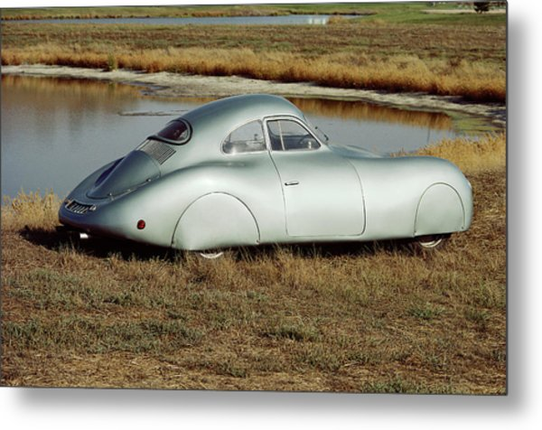 1939 Porsche 60k10 Metal Print by Car Culture