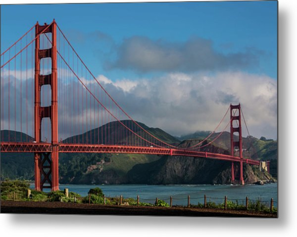 Exploring San Francisco & The Bay Area Metal Print by George Rose