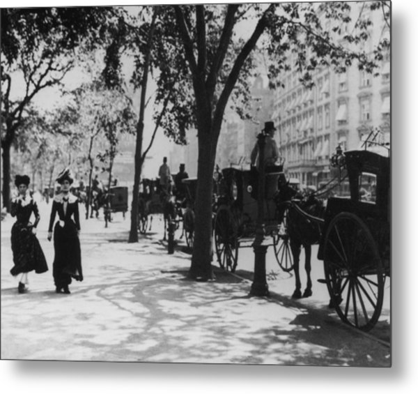 Madison Square Park Metal Print by Fpg