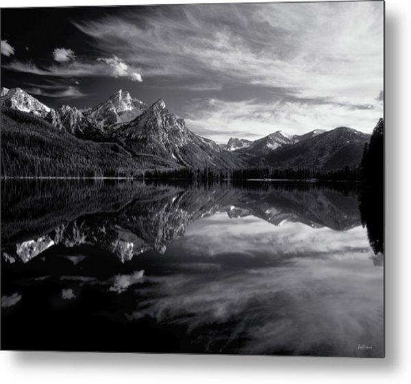 Stanley Lake Metal Print