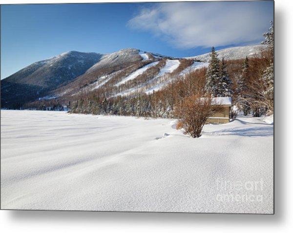 Cannon Mountain - White Mountains New Hampshire  Metal Print