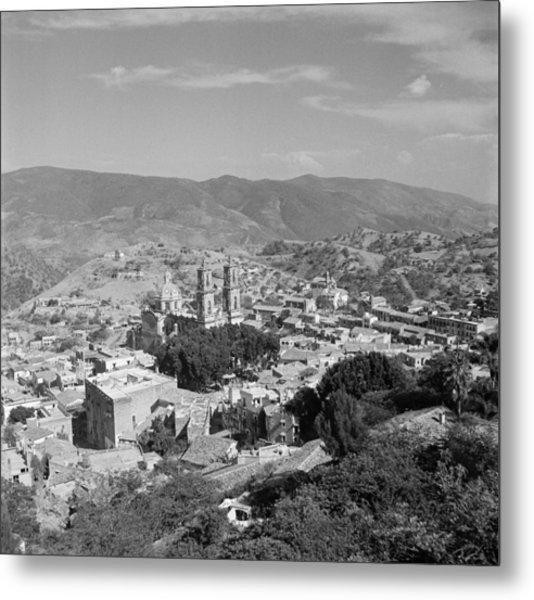 Cuernavaca, Mexico Metal Print by Michael Ochs Archives
