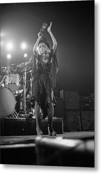 Fleetwood Mac Metal Print by Fin Costello