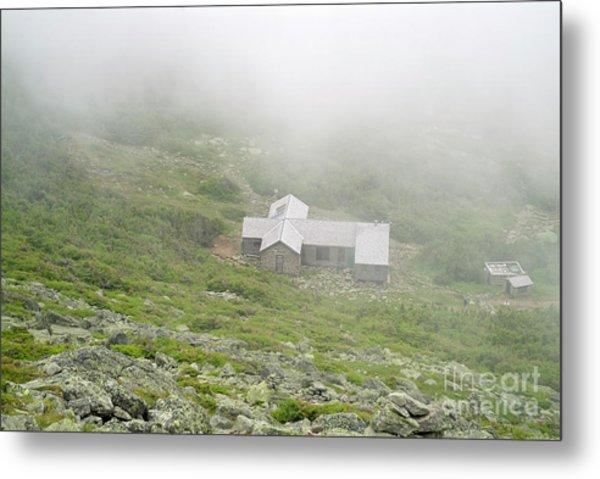 Madison Spring Hut - White Mountains New Hampshire  Metal Print