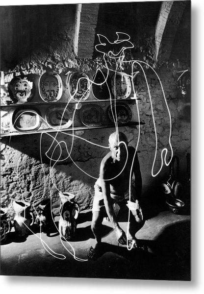 Pablo Picassopablo Picasso Misc Metal Print