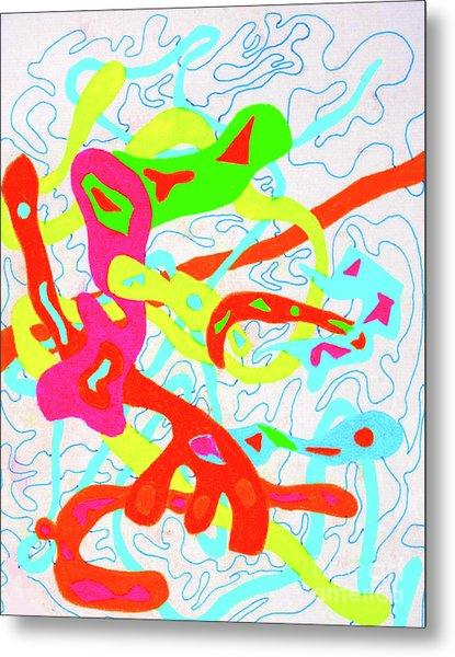 4-12-2010a Metal Print