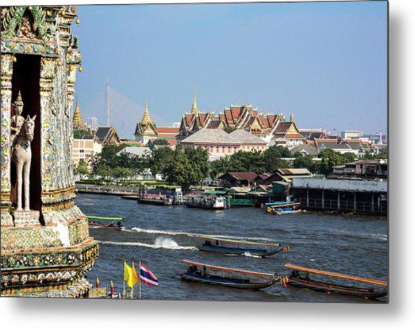 Bangkok, Thailand Metal Print by Miva Stock
