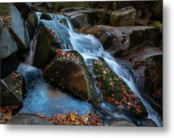 Metal Print featuring the photograph Ilse, Harz by Andreas Levi