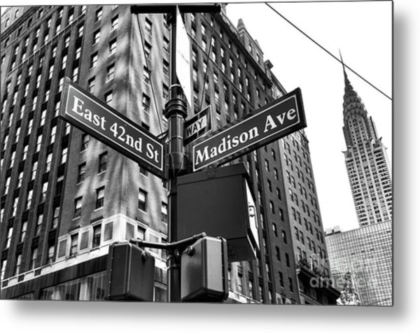 42nd Street And Madison Avenue New York City Photograph By John Rizzuto