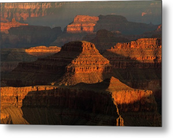 Usa, Arizona, Grand Canyon National Park Metal Print by Jaynes Gallery