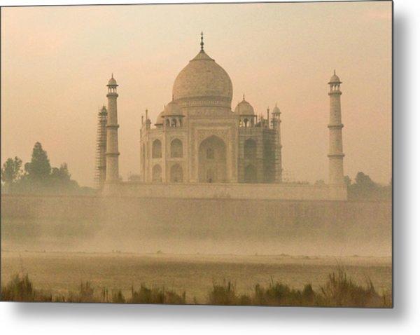 India, Uttar Pradesh Metal Print by Alison Jones