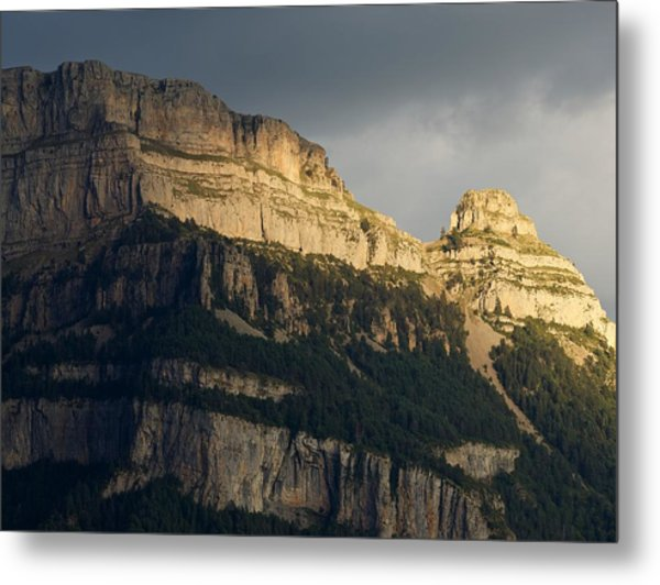 Metal Print featuring the photograph A Blast Of Light by Stephen Taylor
