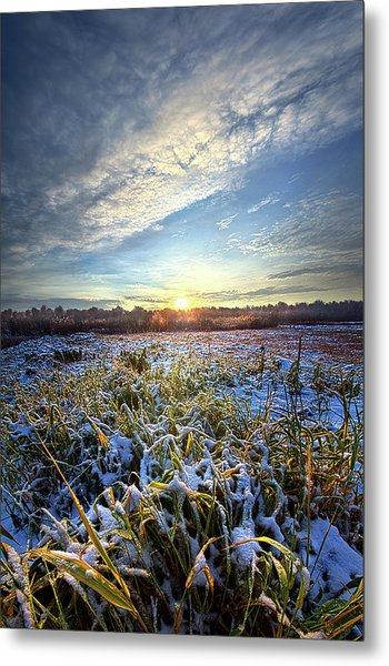 Metal Print featuring the photograph A Dream Is A Wish That The Heart Makes by Phil Koch