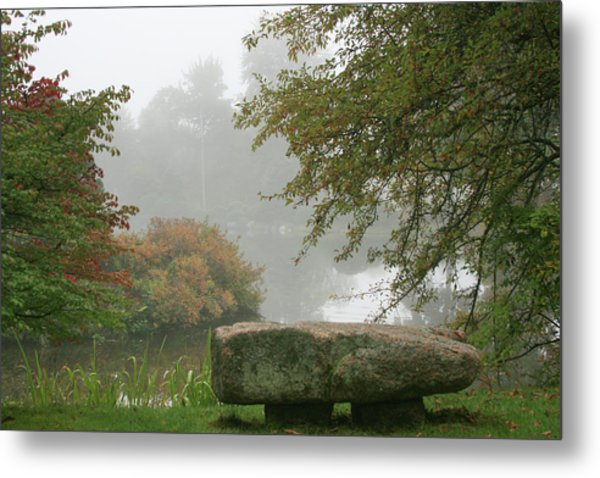 A Place Of Serenity Metal Print