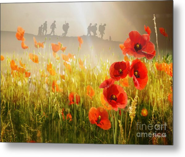 A Time To Remember Metal Print
