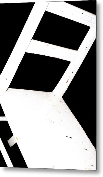 Abstract 1 / The Chair Project Metal Print