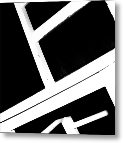 Abstract 2 / The Chair Project Metal Print