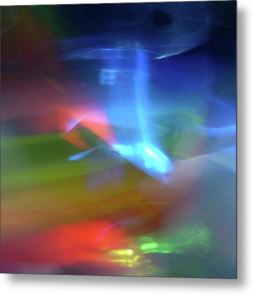 Abstract Color Metal Print by I Love Photo And Apple.