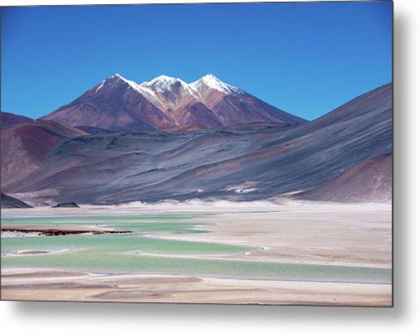 Altiplano View Metal Print