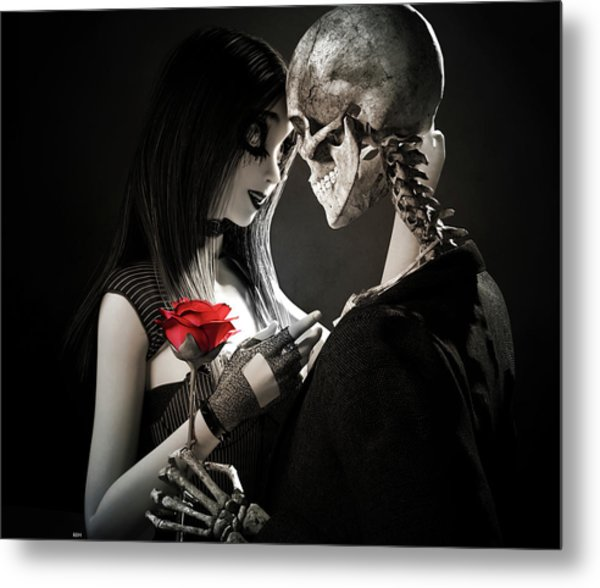 Ancient Love Metal Print
