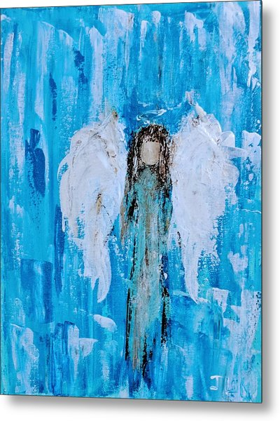 Angel Among Angels Metal Print