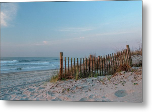 At 82nd Metal Print
