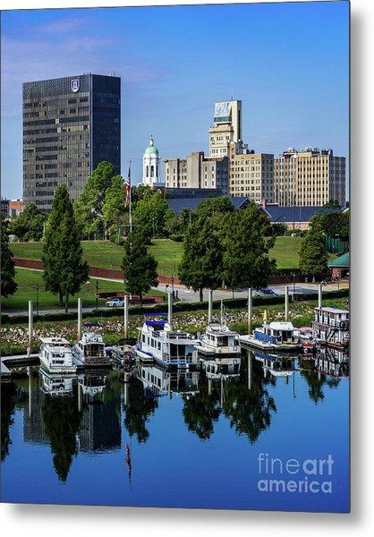 Augusta Ga Savannah River 3 Metal Print