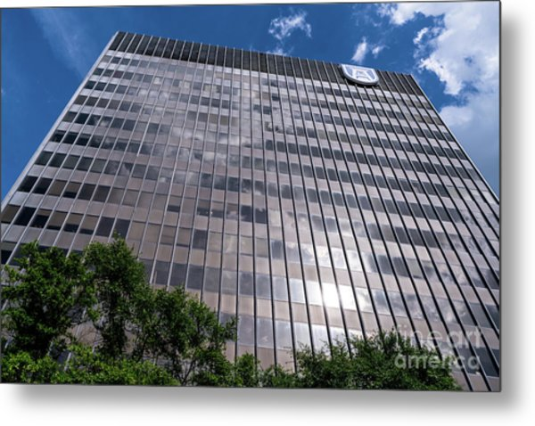 Augusta University Building 1 Metal Print