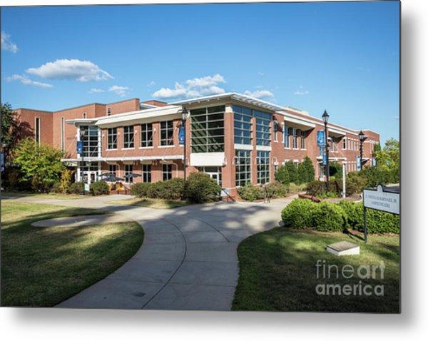 Augusta University Student Activity Center Ga Metal Print