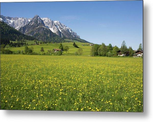 Austria, Tyrol, Kaisergebirge Metal Print by Westend61