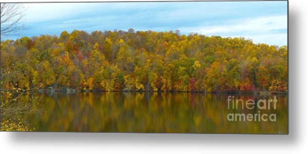 Autumn At Prettyboy Metal Print