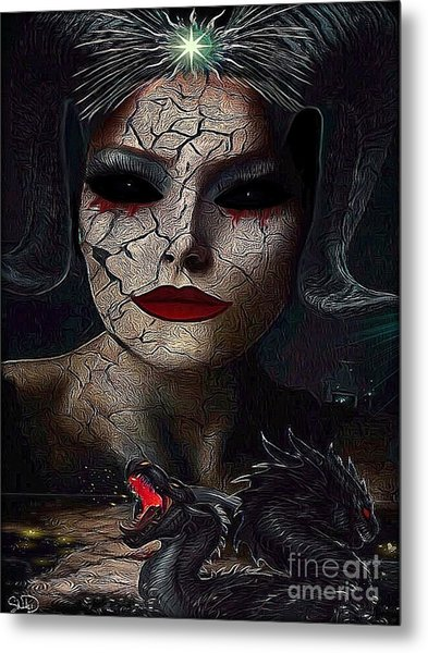 Awakening Appears Metal Print