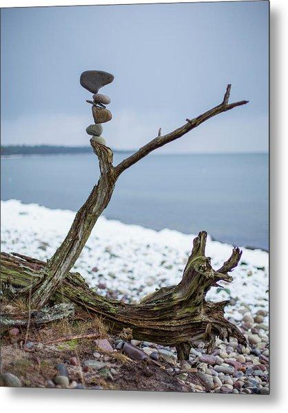 Balancing Art #29 Metal Print