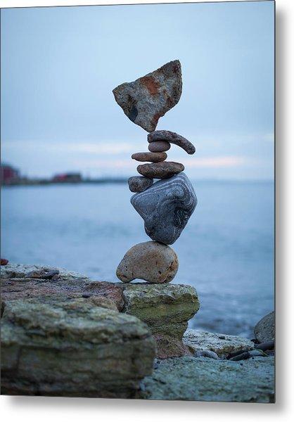 Balancing Art #31 Metal Print