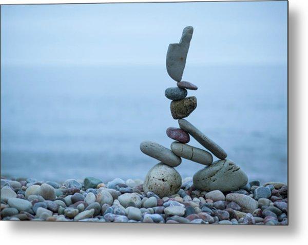 Balancing Art #32 Metal Print