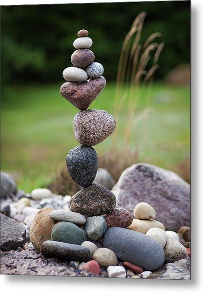 Balancing Art #39 Metal Print