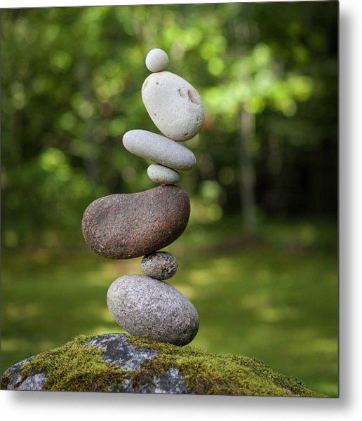 Balancing Art #41 Metal Print