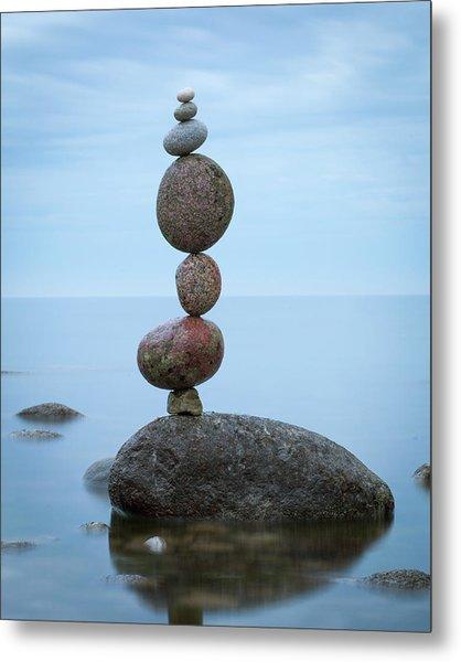 Balancing Art #48 Metal Print