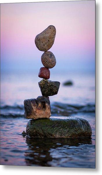 Balancing Art #51 Metal Print