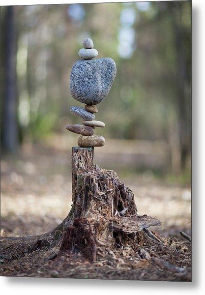 Balancing Art #58 Metal Print
